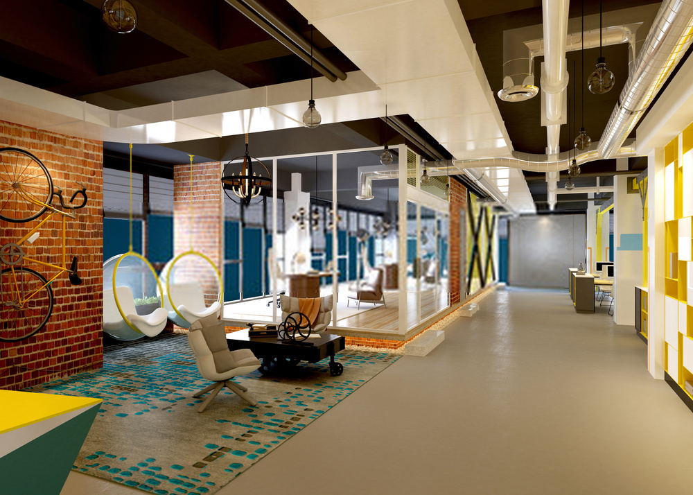 Experience-driven office spaces