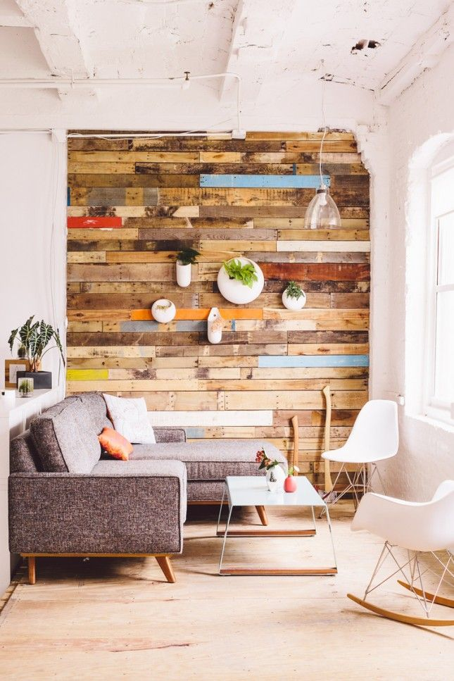 focal point on walls
