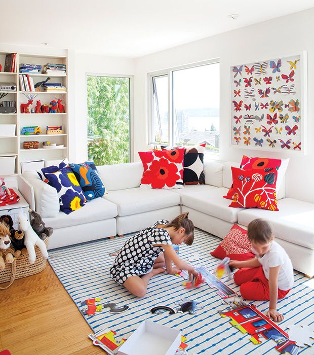 getaway space for kids